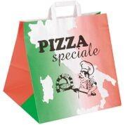 Pizzatasche Mit Breitem Boden