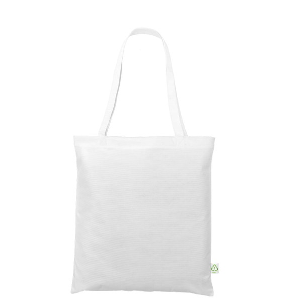 Taschen aus recycelten PET Flaschen, lange Henkel