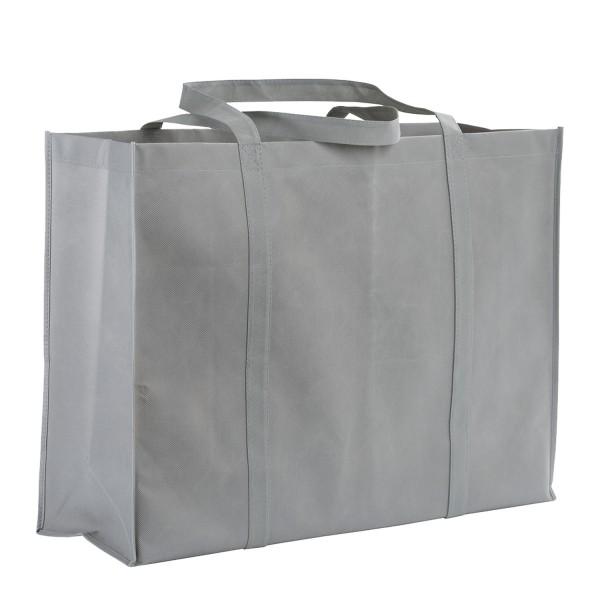 XXXL Einkaufstasche-Werbetasche,grau