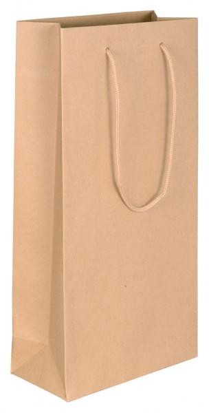 Flaschentasche G braun